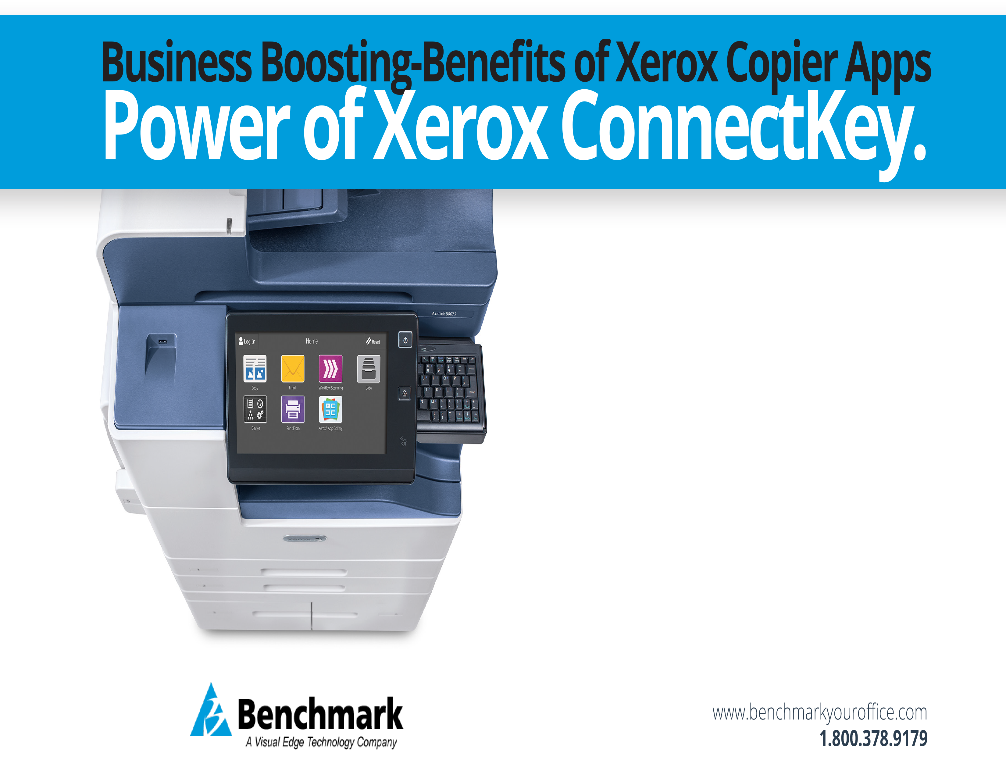 Save Yourself Time AND Get More Done With Xerox Copier Apps